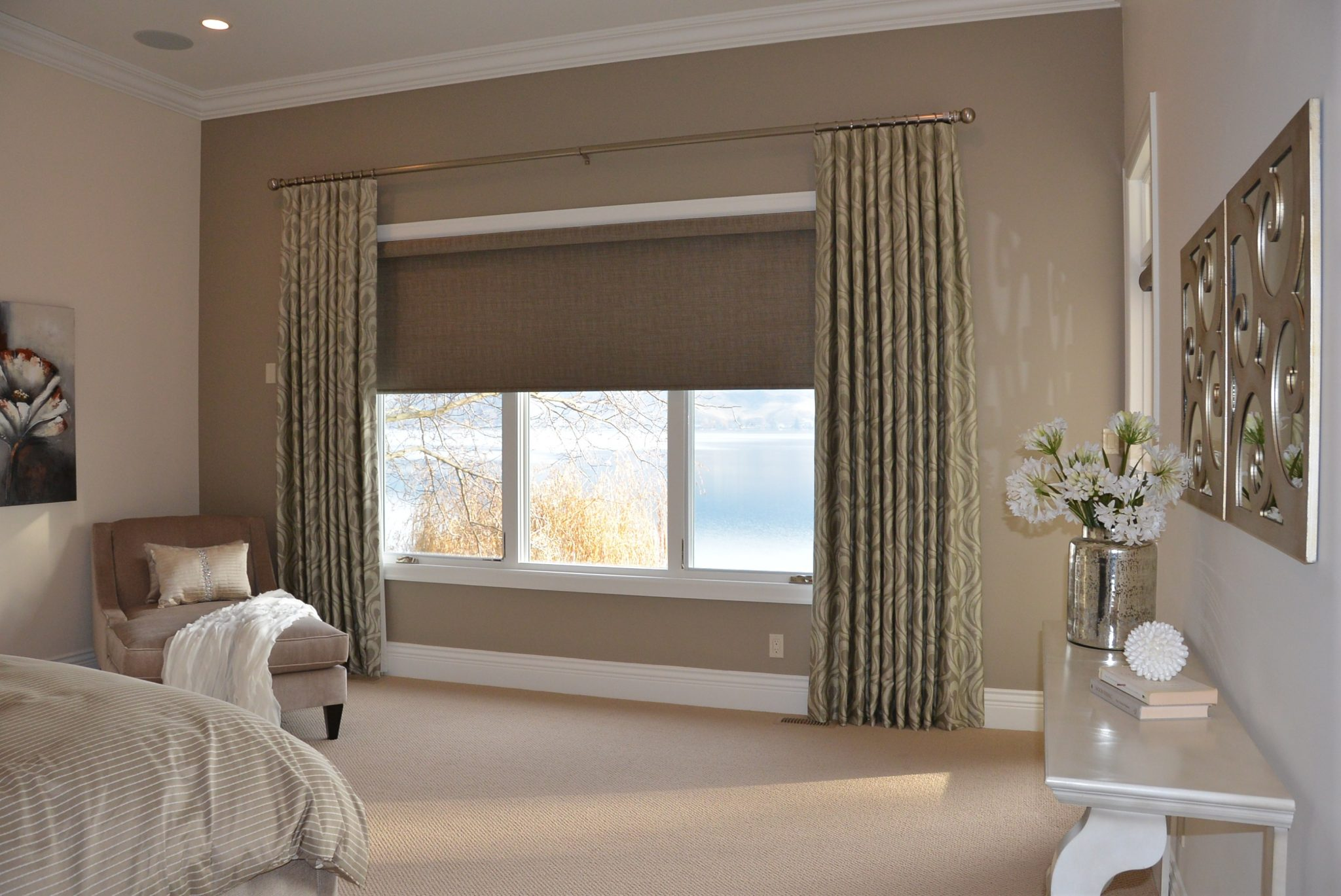 Home gt hunter douglas gt shades gt hunter douglas designer roller shades - Blackout Roller