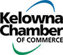 Kelowna chamber or commerce member logo