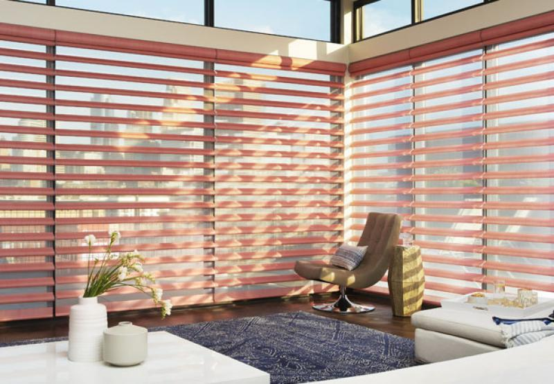 Pirouette Blinds | The Well Dressed Window - Hunter Douglas Blinds