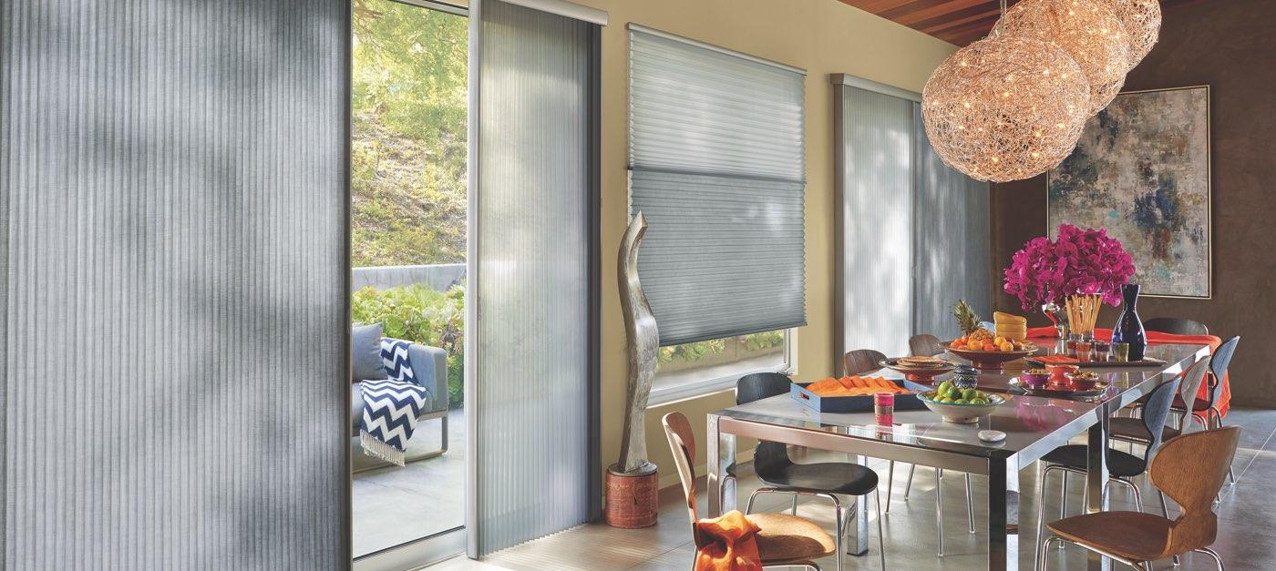 Hunter Douglas Duette Shades | The Well Dressed Window Kelowna