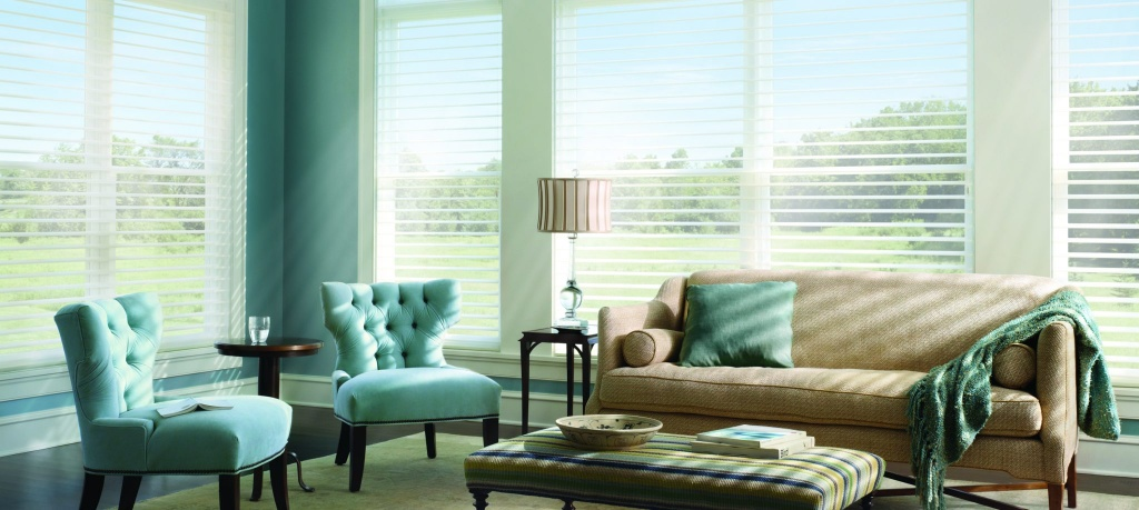 Hunter Douglas Silhouette Shadings | The Well Dressed Window Kelowna