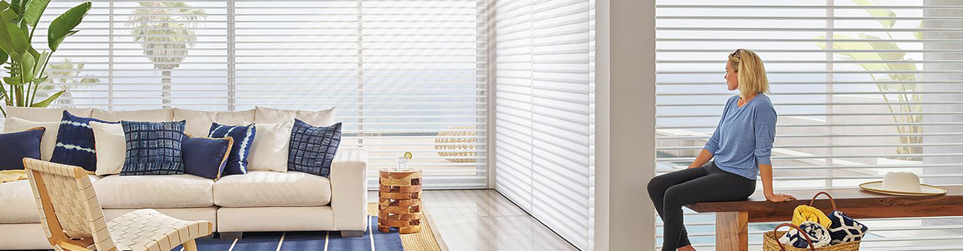 window hunter shades douglas douglass pirouette blinds before after