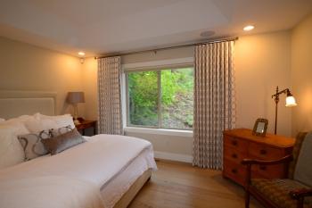 Hunter Douglas Window Treatments Kelowna | Custom bedroom drapes