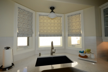 Hunter Douglas Window Treatments Kelowna | Custom roman shades
