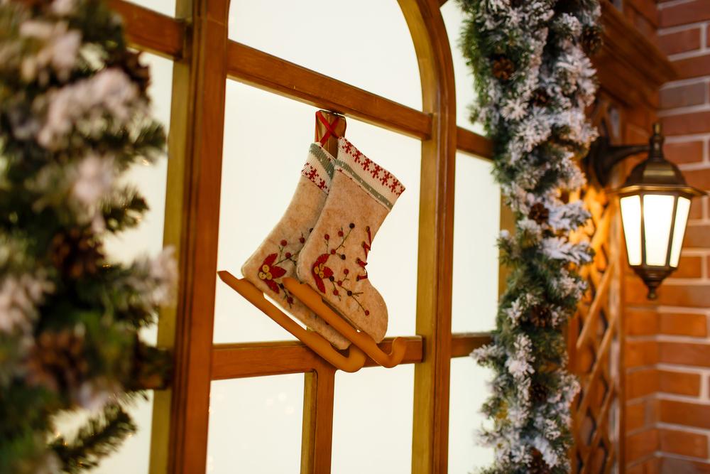 Holiday Window Decorating Ideas
