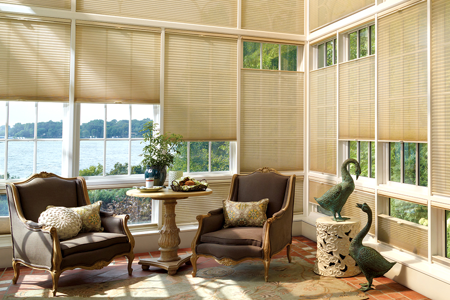 hunter douglas The well Dressed Window blinds curtains drapes upholstery Kelowna