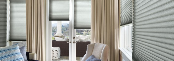 Privacy vs. Ambiance: Hunter Douglas Blinds Provide Both