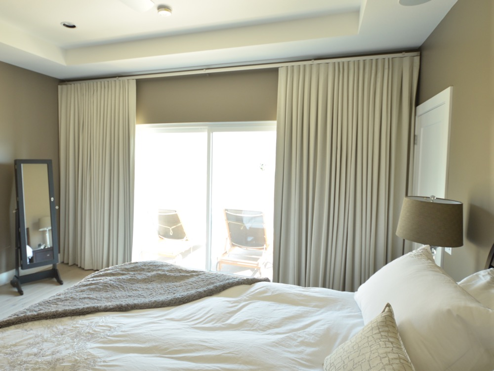 Get More Sleep with Blackout Window Treatments