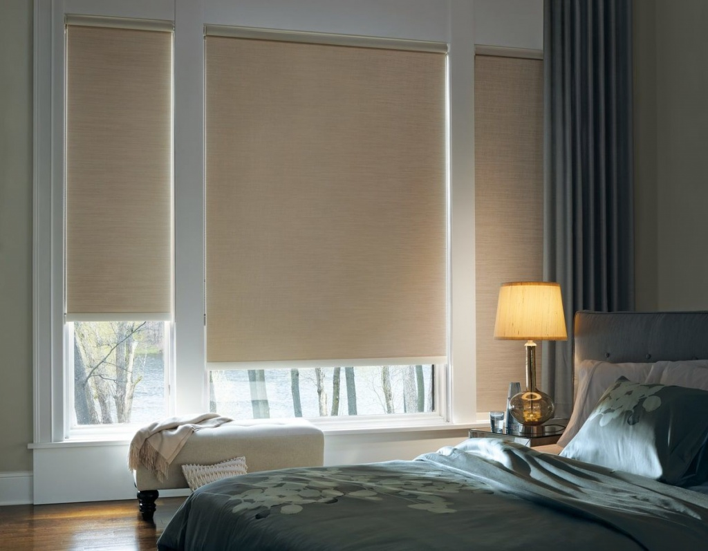 Shade Your Sleep With Hunter Douglas Blinds