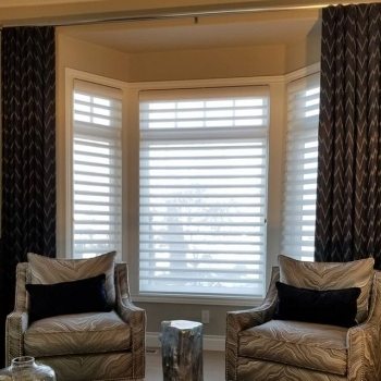 Hunter Douglas pirouettes | The Well Dressed Window Kelowna