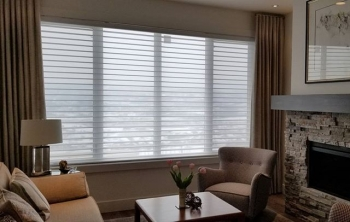 Hunter Douglas silhouettes | The Well Dressed Window Kelowna