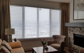 Hunter Douglas silhouettes | The Well Dressed Window Kelowna