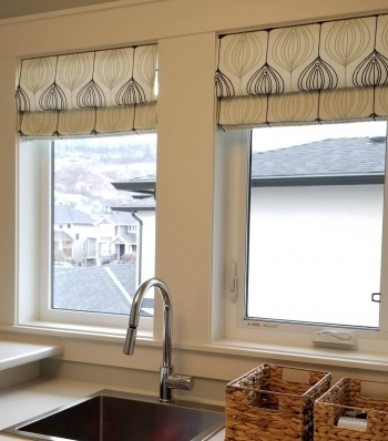 Custom-roman-shades-Kelowna-The-Well-Dressed-Window