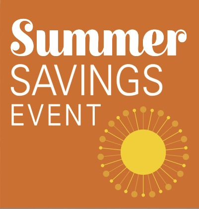 Hunter Douglas blinds summer savings event