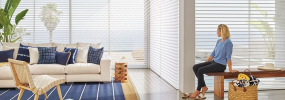 Hunter Douglas Blinds To Enhance The Interior Mood