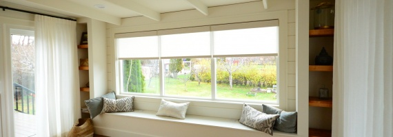 Maximize Winter Daylight With Hunter Douglas Duette Honeycomb Shades