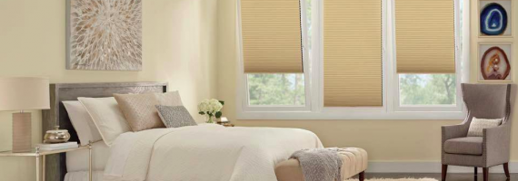Enhance Your Sleep with Hunter Douglas Motorized Blinds