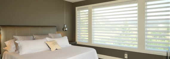 Modern Window Coverings For Large Windows