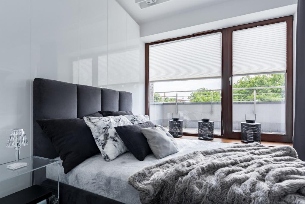 Summer Bedroom Makeover: Kelowna Window Coverings