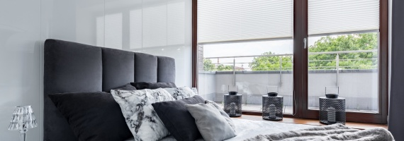 Summer Bedroom Makeover: Kelowna Window Coverings